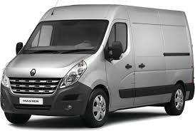 Allestimento per veicoli commerciali per enault master