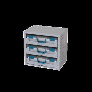 cassettiere furgoni con valigie