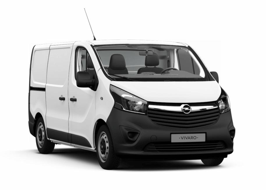 Allestimento Opel vivaro