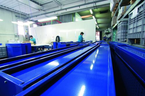 tecnolam produzione 4