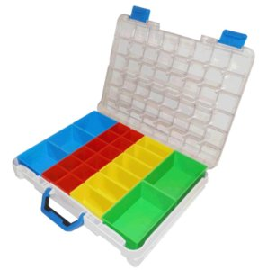 valigetta in plastica economica e robusta per veicoli commerciali